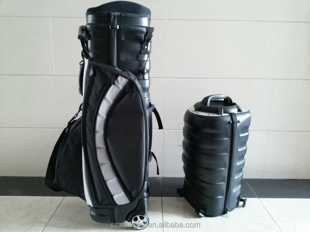 Hard Case Golf Club Travel Cover Bag Gofl Product On Alibaba