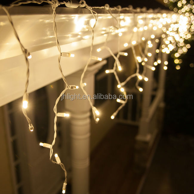 Christmas Lights Cheap Outdoor Icicle