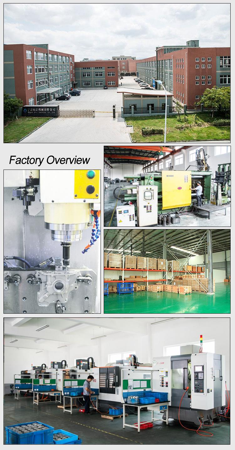 Factory Manufacturer High Pressure Machine Aluminum Die Casting ...