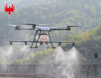 The cheapest New professional spraying drone, agriculture sprayer UAV drone with GPS for farming protection and survey drone