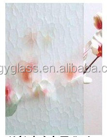 13 3mm Clear Colored Patterned Sheet Glass Float
