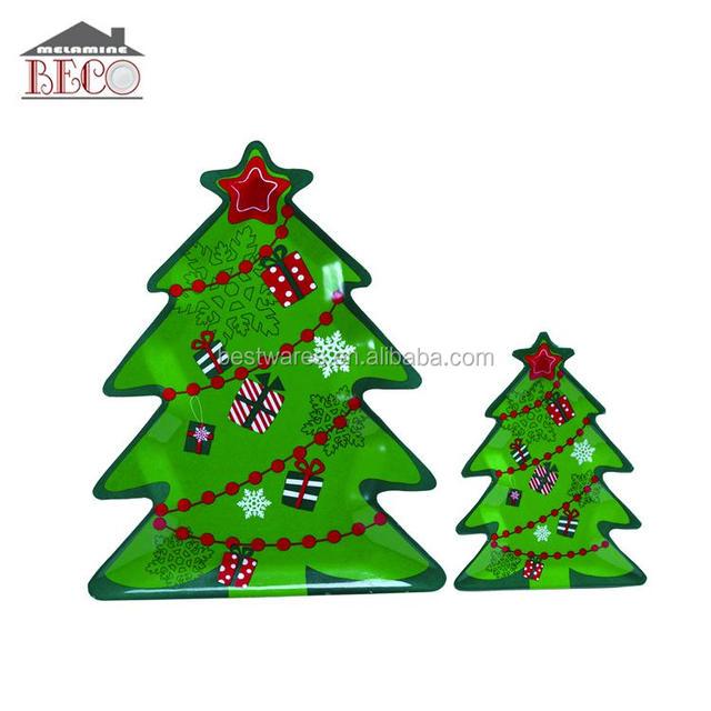 Christmas style tree-shape melamine plate  sc 1 st  Alibaba & China Melamine Plate Importers Wholesale ?? - Alibaba
