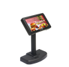High Brightness USB Port LED Backlight 7 inch TFT LCD Customer Display for POS System