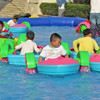 Colorful kids aqua paddler boat for sale paddle boat accessories
