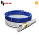 JH0681 underground heating pipe high temperature plastic tubing pb water pipe