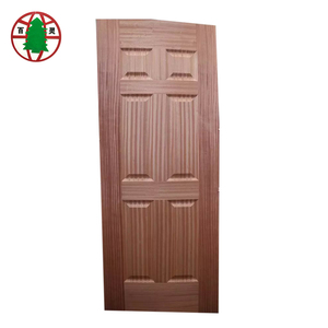 Baingling PVC coated door pvc mdf wooden door