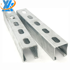 china supplier manufacturing prime steel channel 40x40 c purlin prices