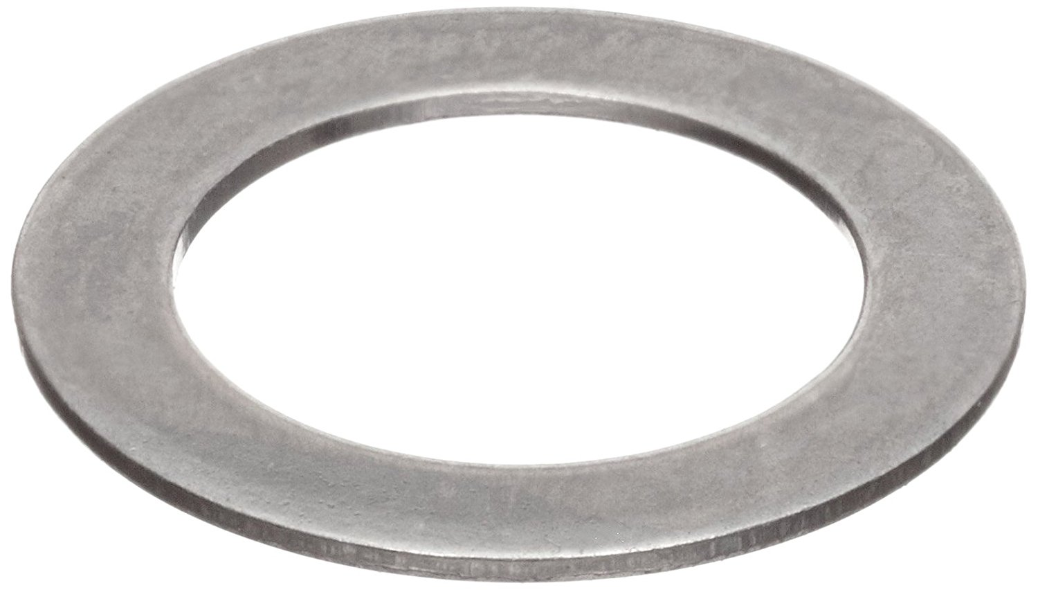 18-8 Stainless Steel Pack of 50 1//2 Bolt Size 0.501 ID 0.005 Thick .750 OD Shoulder-Shortening Shim Flat Washer