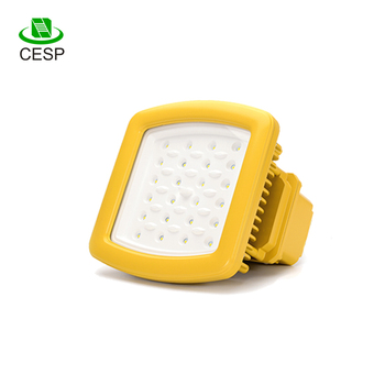 UL844/ATEX with Meanwell driver LED Explosion Proof Light IP67 use for Hazardous Area