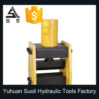 Hydraulic Manual Flat Cooper Busbar Angle Bender Machines Tool / Hydraulic Bus Bar Bending Machine / Manual Bender
