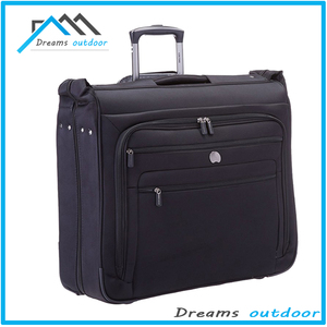 Carry On Under Seat Wheeled Trolley Luggage Bag wheeled suitcase duffle bag manufacturers