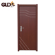 ISO product latest design wooden room door interior bathroom wpc door