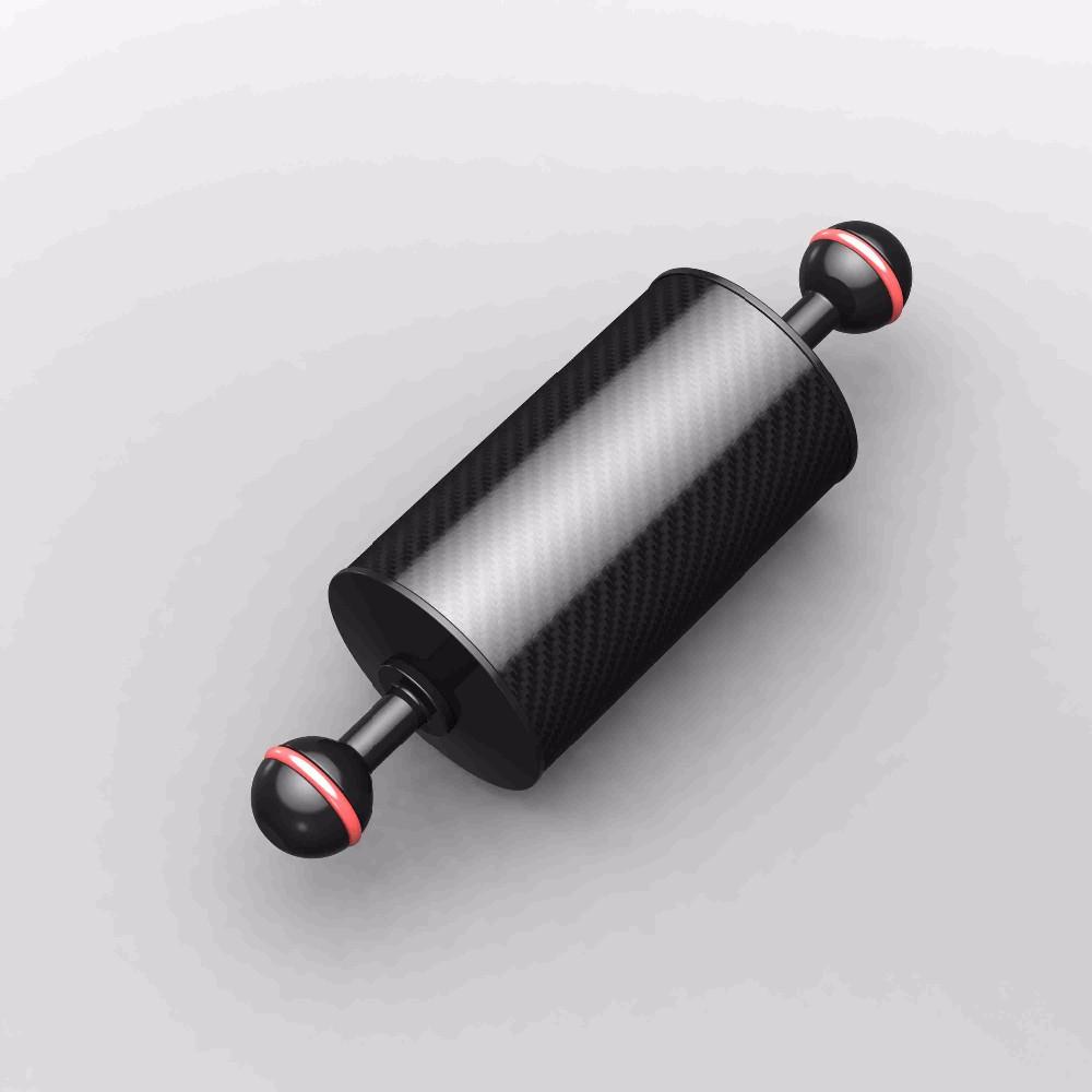 "JAUNT Z04 underwater 8"" 10"" 12"" 15"" 20"" buoyancy carbon fiber floating ball arm for camera"