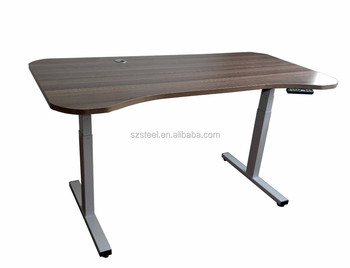 Incredible 2015 New Design Sit Stand Desk Frame Ergo Office Height Adjustable Desk Frame Buy Stand Up Desk Frame Electric Standing Desk Frame Electric Sit Download Free Architecture Designs Sospemadebymaigaardcom