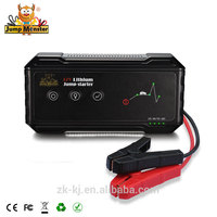 Mini battery emergency jump starter automobile starting power for 12v car