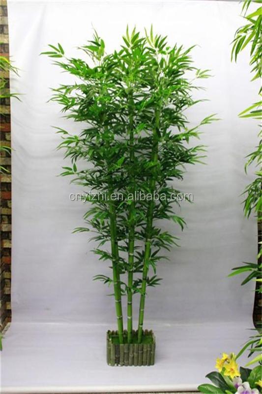 Baratos Por Atacado De Plantas Artificiais/bambu Artificial Yza7 ...