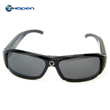 2015 New Arrival Hot Sale Digital Audio Video Camera DV DVR Sunglasses ZP700HD Sport Camcorder Recorder For Driving Outdoor