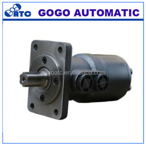 Good price manufacturer china hydraulic gear pump motor 50 cc/r 859 RPM 45  LPM 84 N m 138bar