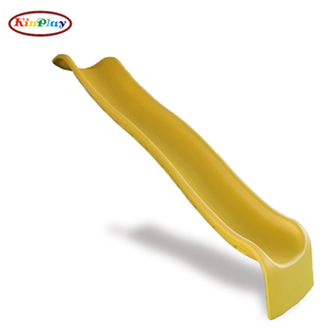 Playground Equipment Professional Popular Outdoor Plastic Slide Factory Price For Sale