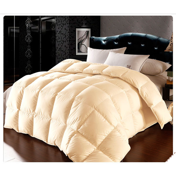 New White Goose Duck Feather And Down All Seasons Duvet