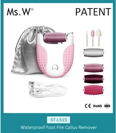 Ms。W Beauty Personal Care 3D Double側Manual Face Massage Smart Eye Massage