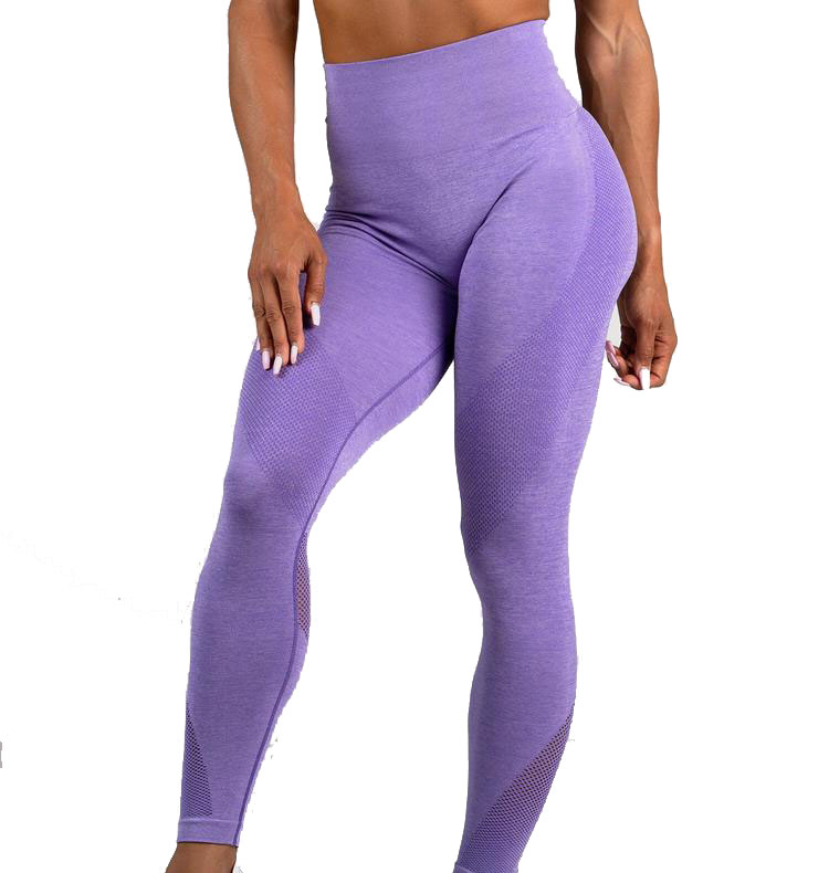 Gratis Kustomisasi LOGO Legging Wanita Mulus Gym Butt Mengerut Legging 25 Warna Legging Fashion