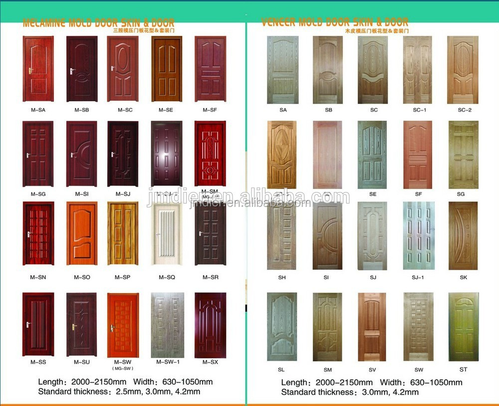 Cheap Classic Teak Wood Interior Door