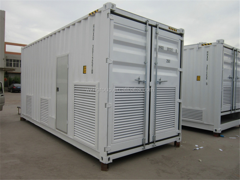 2015 new design China flat pack container house /flat pack container dormitory china supplier