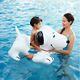 Customized Cheap Inflatable Pool Float Baby Kids Inflatable Snoopy Pool Float Manufacturer