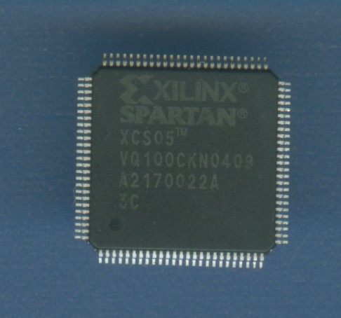 XCS05-3VQ100C Xilinx FPGA Virtex-5 Spartan 6 XC95108 Series Obsolete Industrial / Military IC