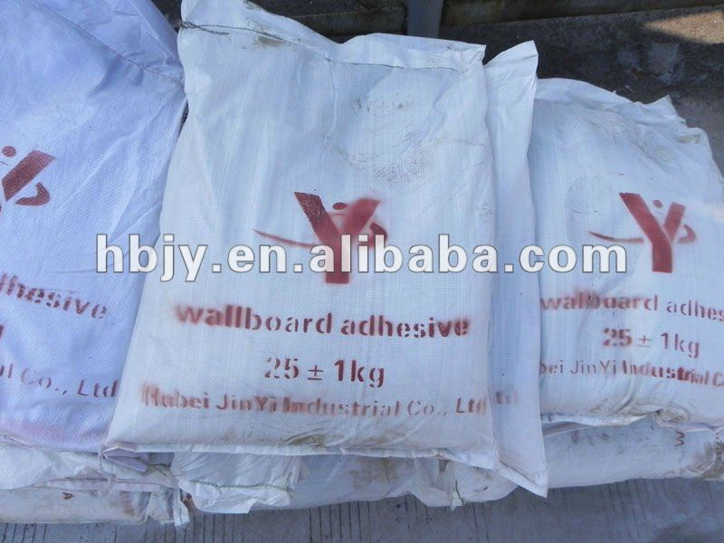 Wall Board Adhesive for EPS Cement Sandwich Panel Installation(CE)