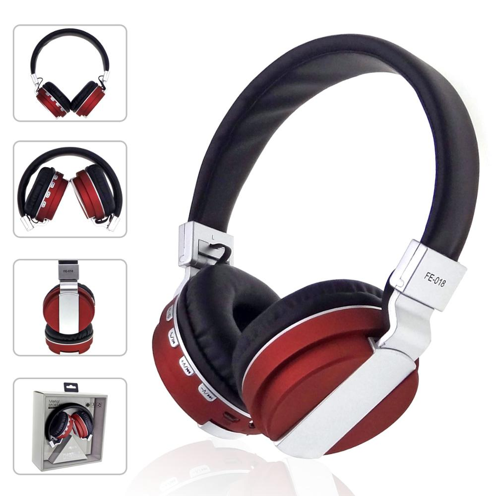 2017 new model consumer electronics stylish design stereo oem without wire Headset with NFC wireless headphone