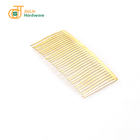 Wholesale High Quality Metal Hair Claw Clip Magic Comb