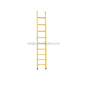 fiberglass dielectric ladders for use in electrical installations height 3m