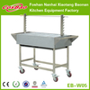 2016 most popular stainless steel barbecue charcoal grill EB-W05