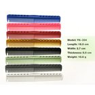 Salon Hair comb Y6 eight colors cutting Comb professional use(2)