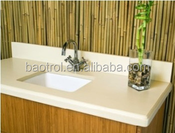 European Design Hotel Commercial Bathroom Sink Countertop