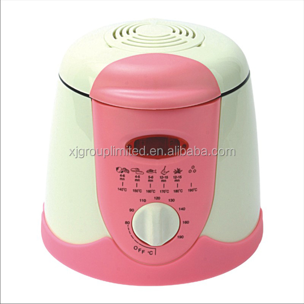 0.5L oil capacity mini deep fryer for home kitchen appliance XJ - 3K022