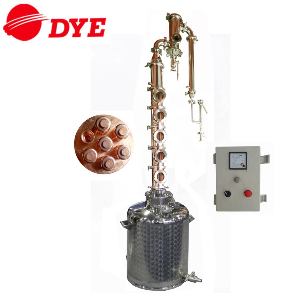 30L, 50L, 100L, 200L food & Beverage Copper / stills moonshine/home alcohol distiller
