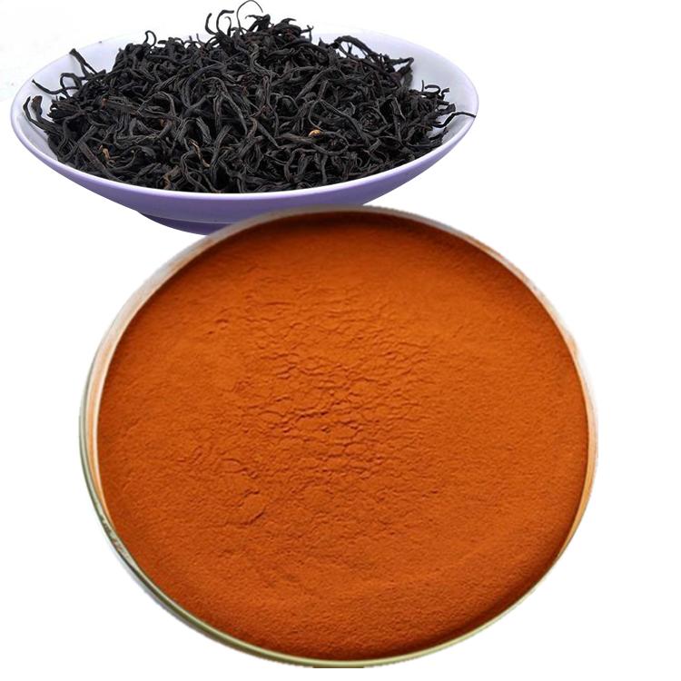 Wholesale Chinese Factory Price Packing Bulk OEM Milk S-4 Red Instant Black Tea Extract Powder - 4uTea   4uTea.com