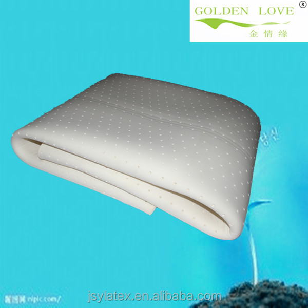 Manufacturer directly sale natural latex mattress