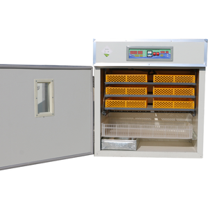 incubator laboratory (528 eggs) Hot Sale small size Fully automatic parrot egg incubator baby bird incubator