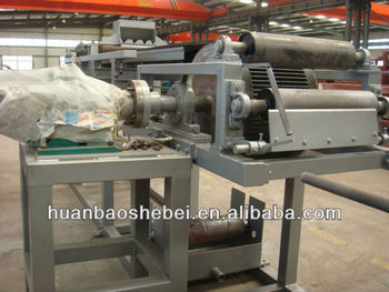 Dewatering Equipment Vacuum Belt Filter Press for Food Industry