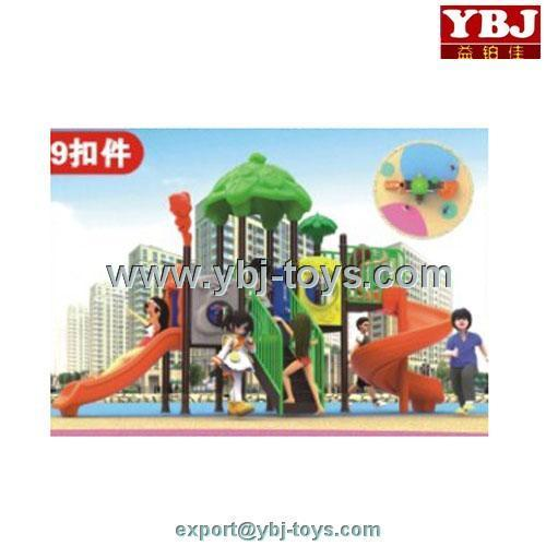 2017 funny professional outdoor plastic <strong>slide</strong> for amusement park/professional plastic outdoor <strong>slide</strong>