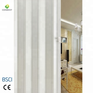 PVC CONCERTINA DOOR Plastic Folding Wall