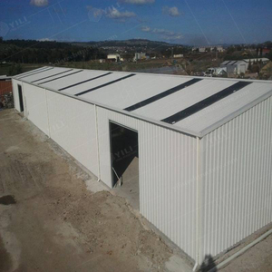 Steel Structures for High rise Buildings Modular Prefab Warehouse Office