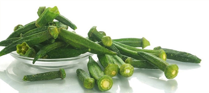 Healthy Snacks Vacuum Fried okra Fruitand Vegetable Snacks