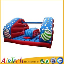 high quality PVC Tarpaulin inflatable puzzle games for children