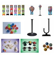 Coin Or Token Operated Nnl-118 Capsule Toy Gashapon Vending ...