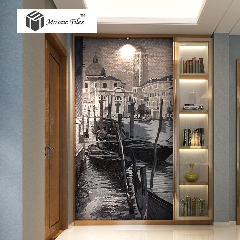 Piastrelle vetro cucina free gallery of emejing for Mattonelle mosaico cucina